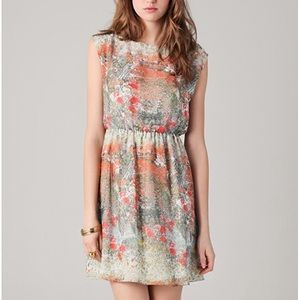 NEW Alice & Olivia Jewel Sleeveless Blouson Dress